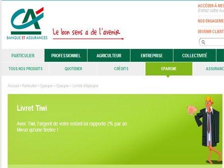 Cr dit agricole livret tiwi - Plafond de retrait mastercard credit agricole ...