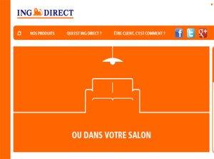 ING Direct – Livret Epargne Orange Enfant